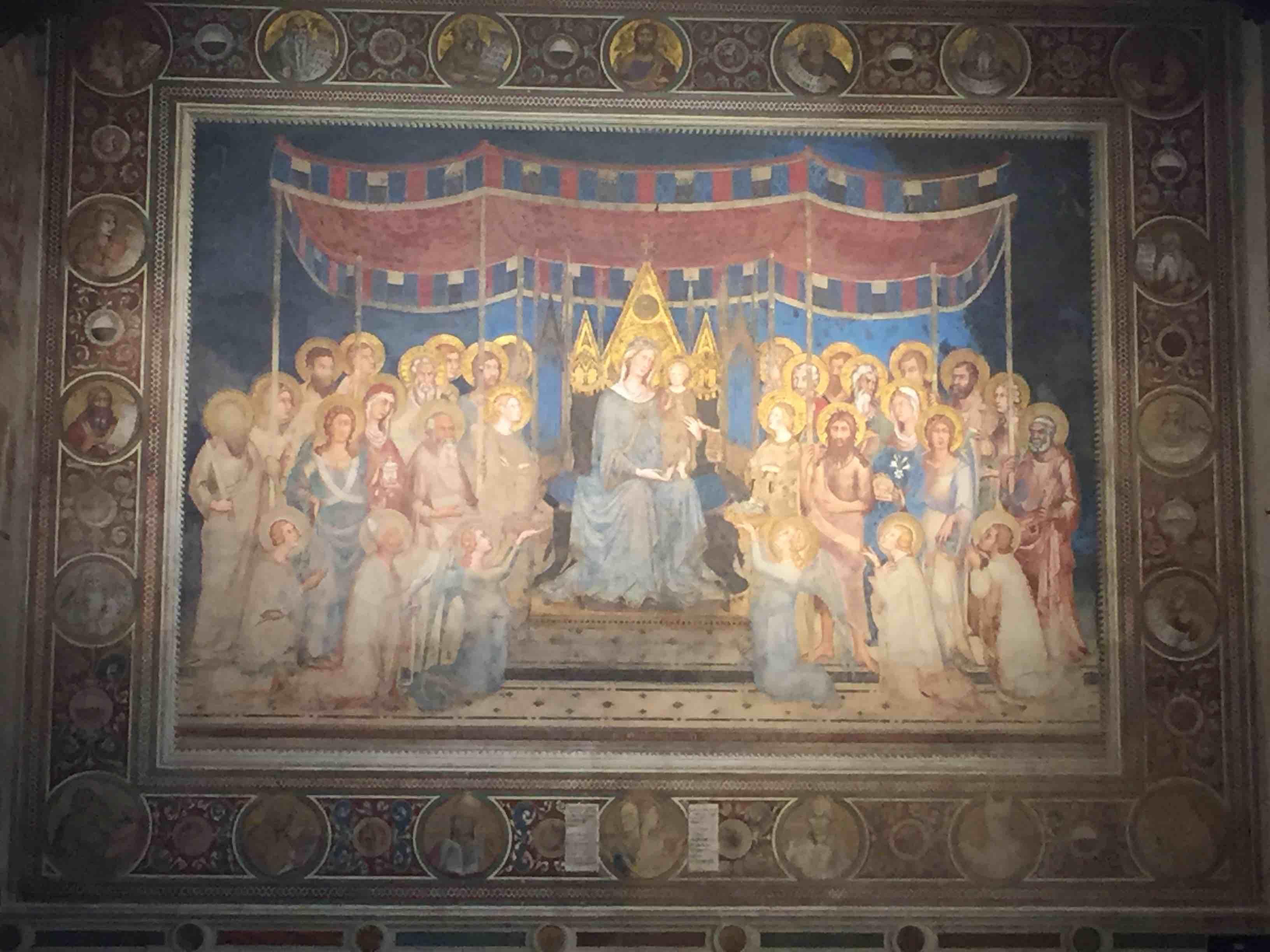 Palazzo Pubblico Siena - Maestà