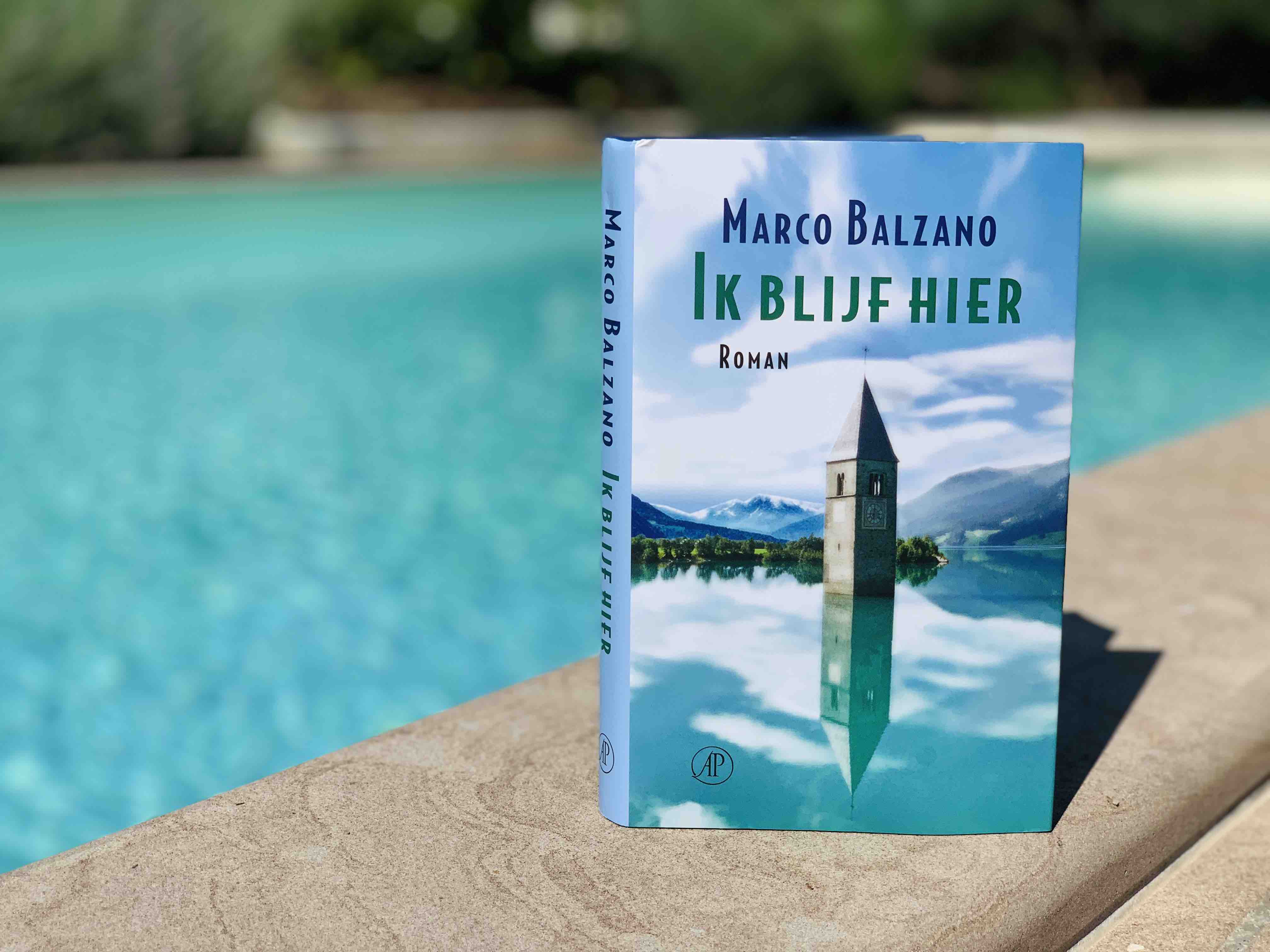Marco Balzano - Ik blijf hier