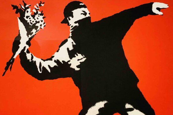 Banksy San Sepolcro