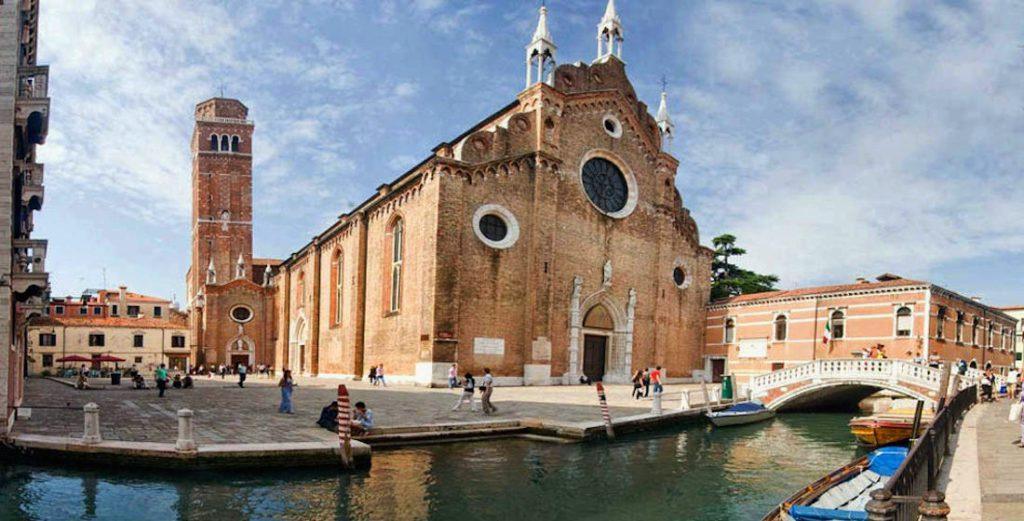 Venetië - Basilica dei Frari
