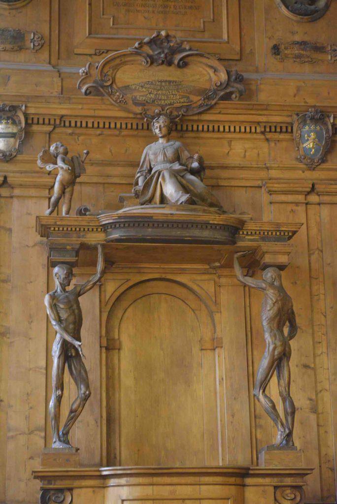Bologna Teatro Anatomico