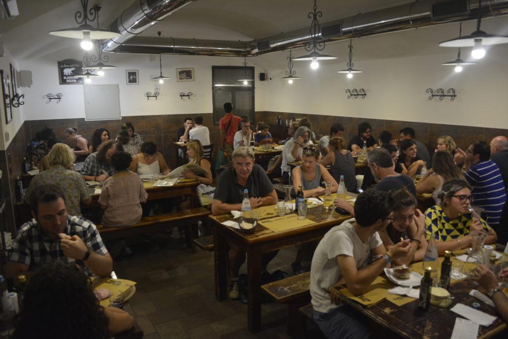 Bologna Osteria dell'Orsa