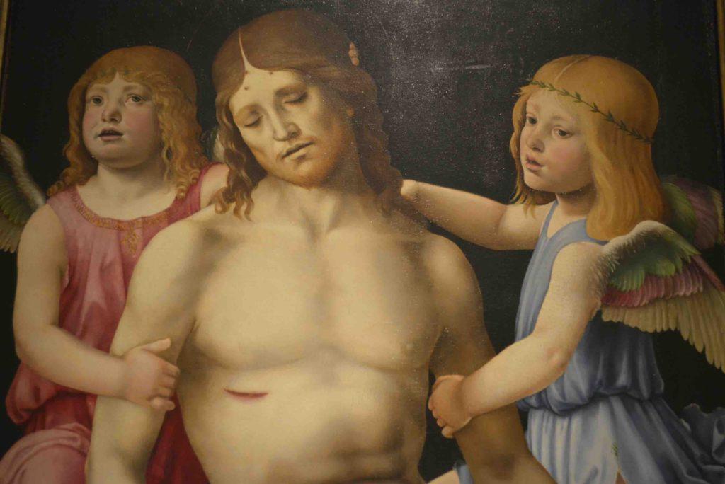 Bologna Pinacoteca Nazionale