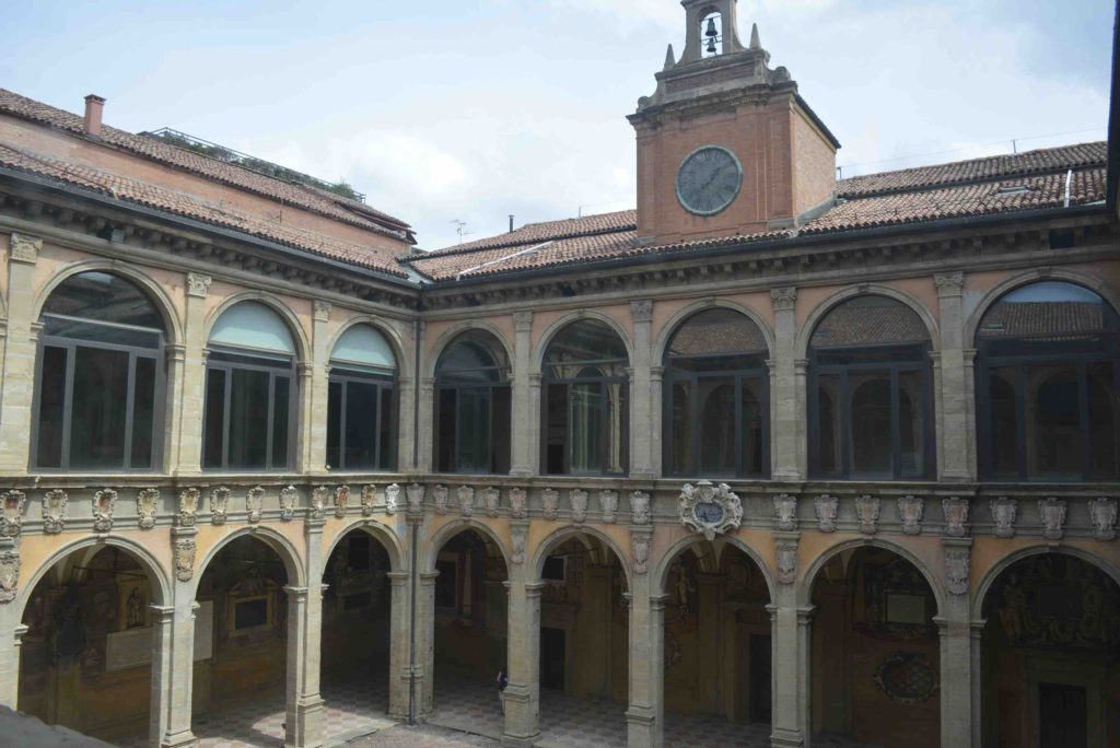 Bologna Archiginnasio
