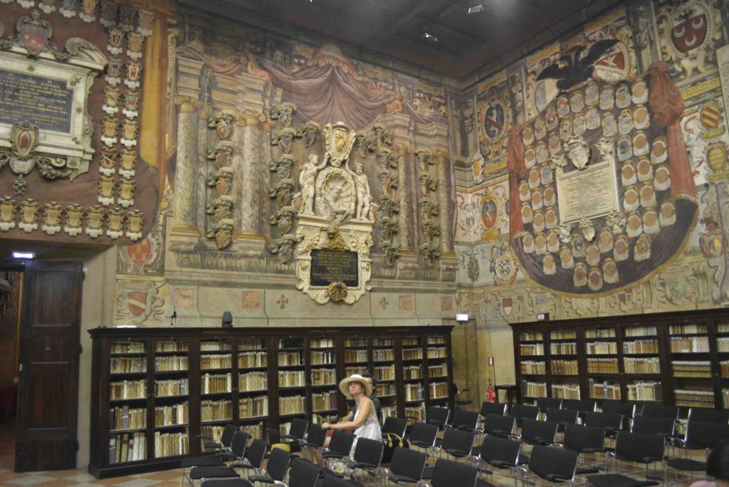 Bologna Aula Stabat Mater