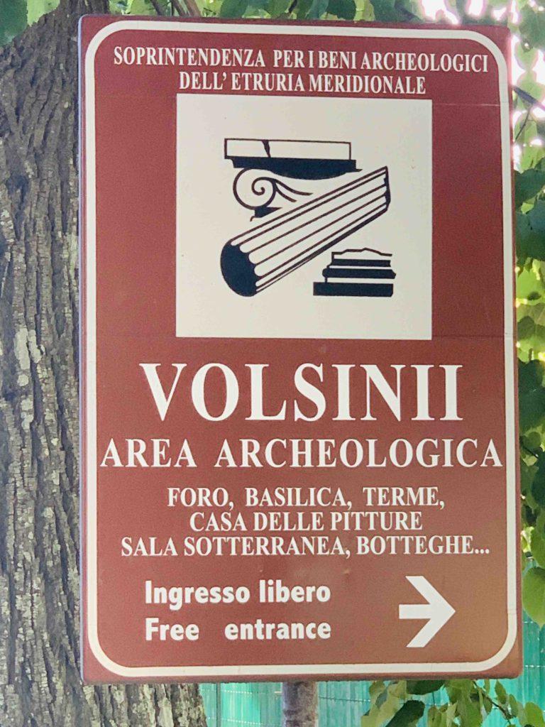 Bolsena Volsinii
