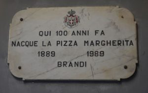 Pizzeria Brandi Pizza Margherita