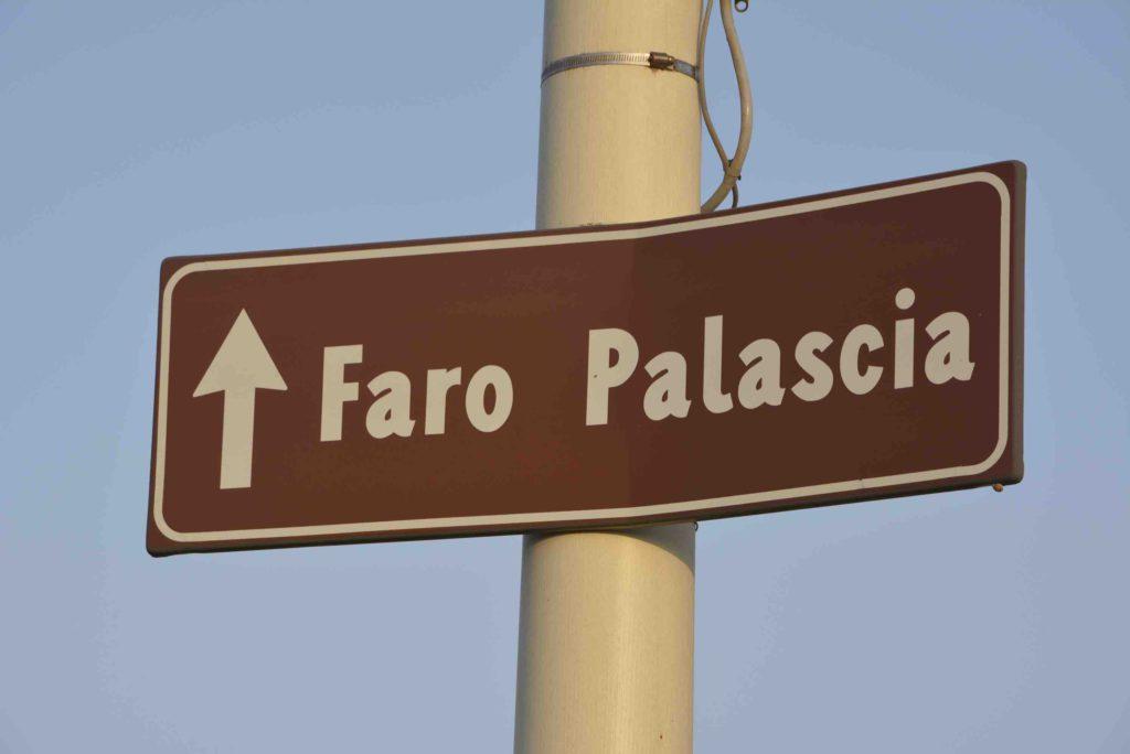 Salento Adriatische kust Capo d'Otranto Punta Palascia