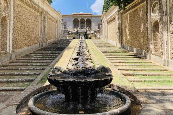 Caprarola Palazzo Farnese