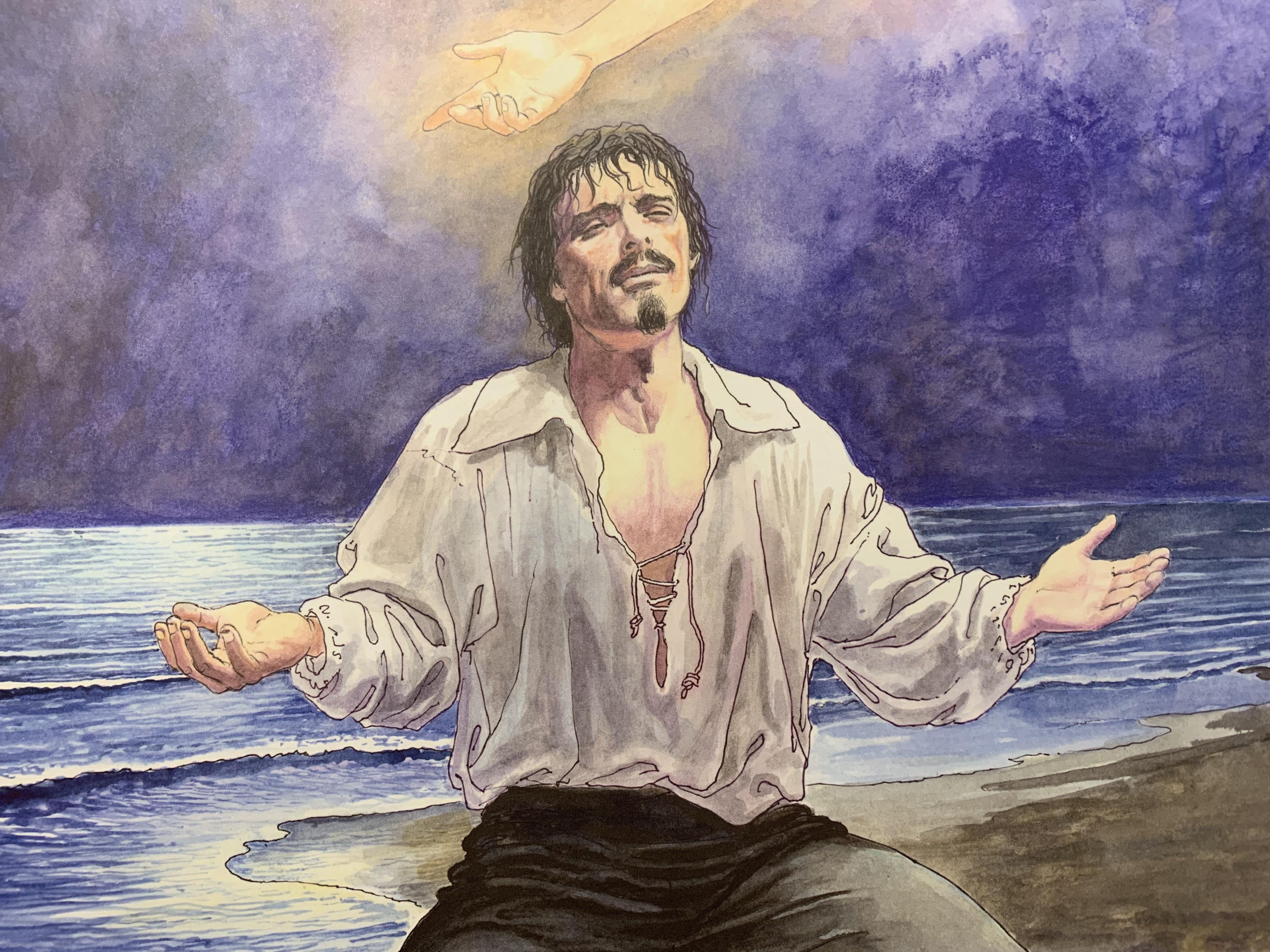 Caravaggio Milo Manara