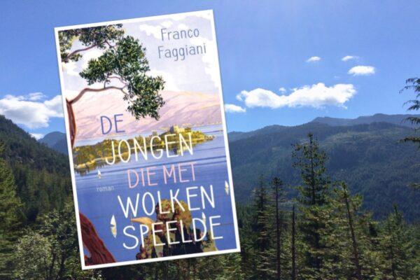 Franco Faggiani - De jongen die met wolken speelde