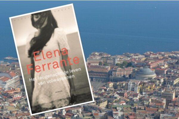 Cover Elena Ferrante