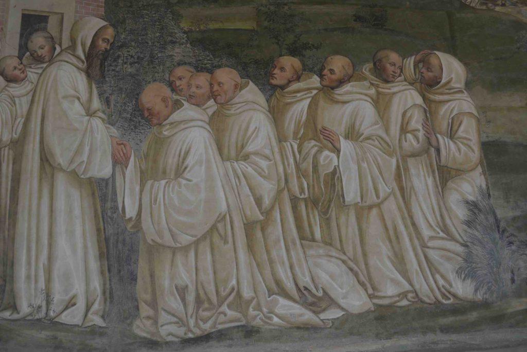 Monte Oliveto fresco
