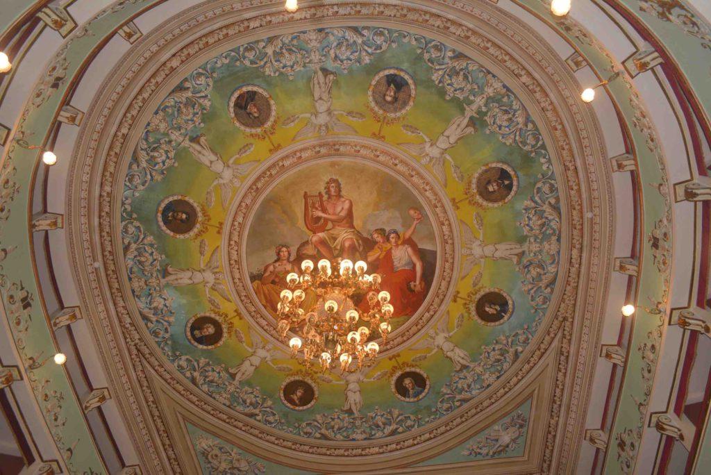 Offida Teatro Serpente Aureo