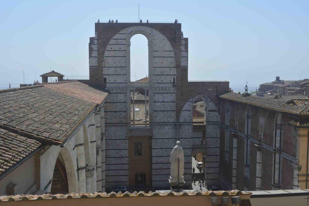 Siena Duomo facciatone