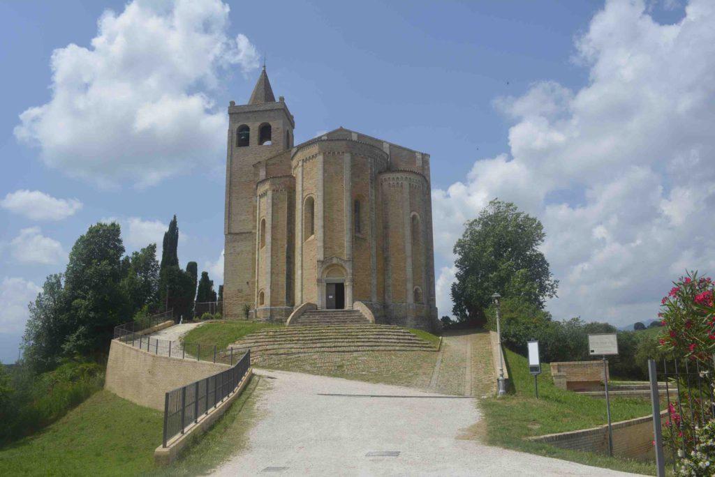 Offida Chiesa Santa Maria della Rocca