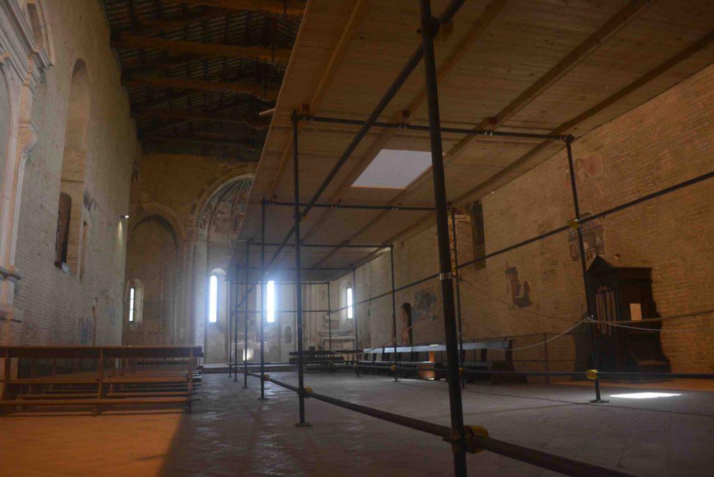 Offida - Chiesa Santa Maria della Rocca