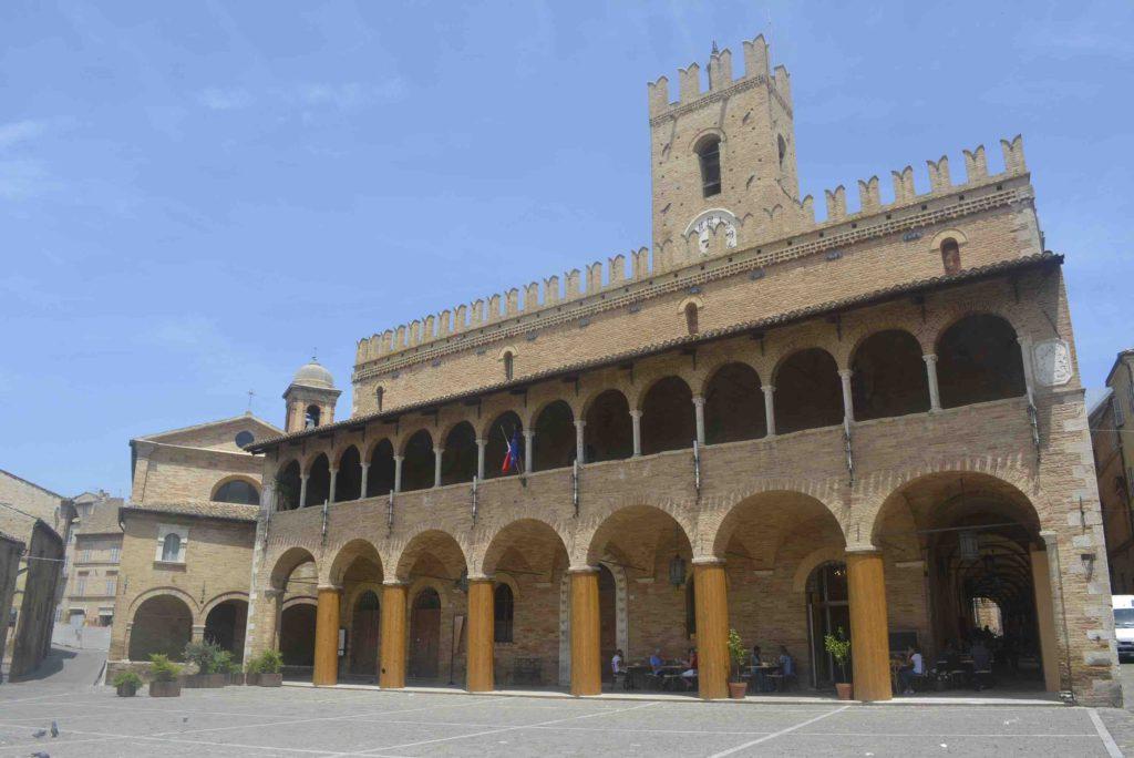 Offida Palazzo Comunale