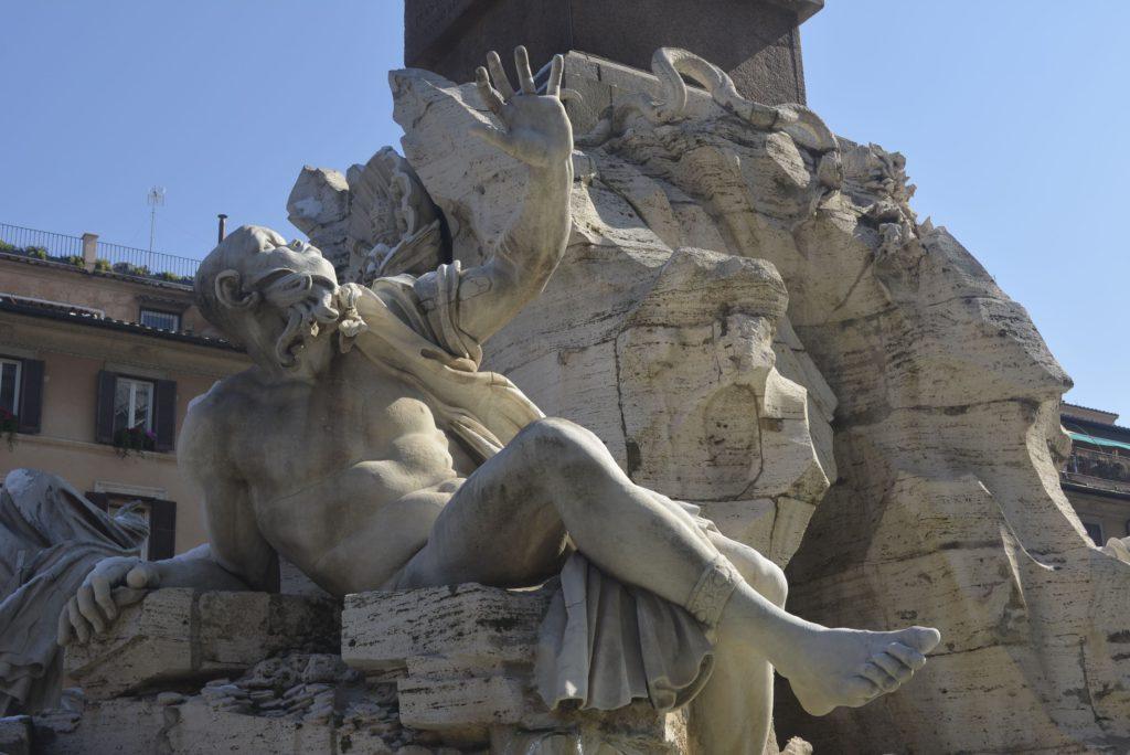 Piazza Navona - Rio Plata