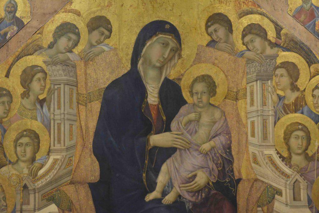 Siena Duomo Museo Maestà