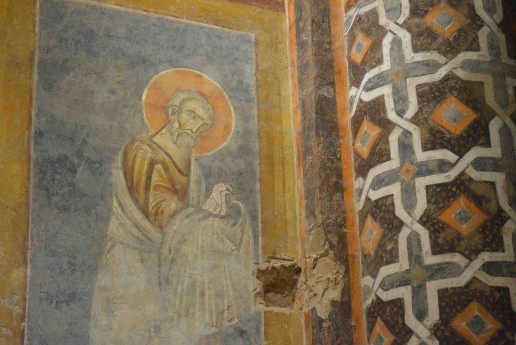 Siena Duomo crypte