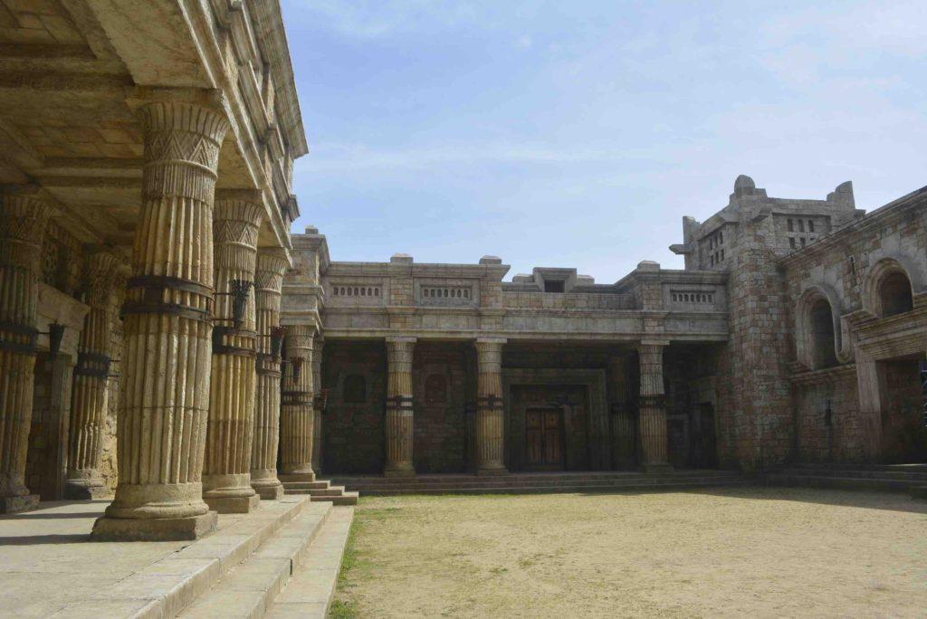 Cinecittà Tempel van Jeruzalem