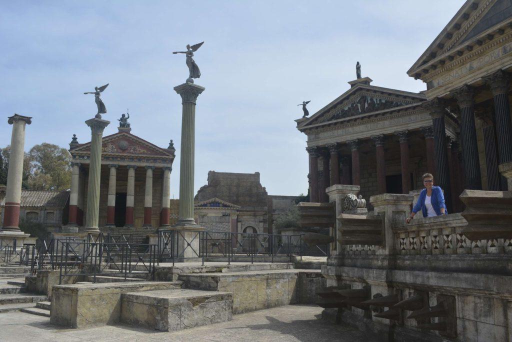 Cinecittà Rome
