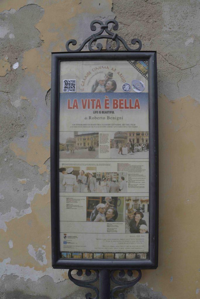 Arezzo La Vita e bella