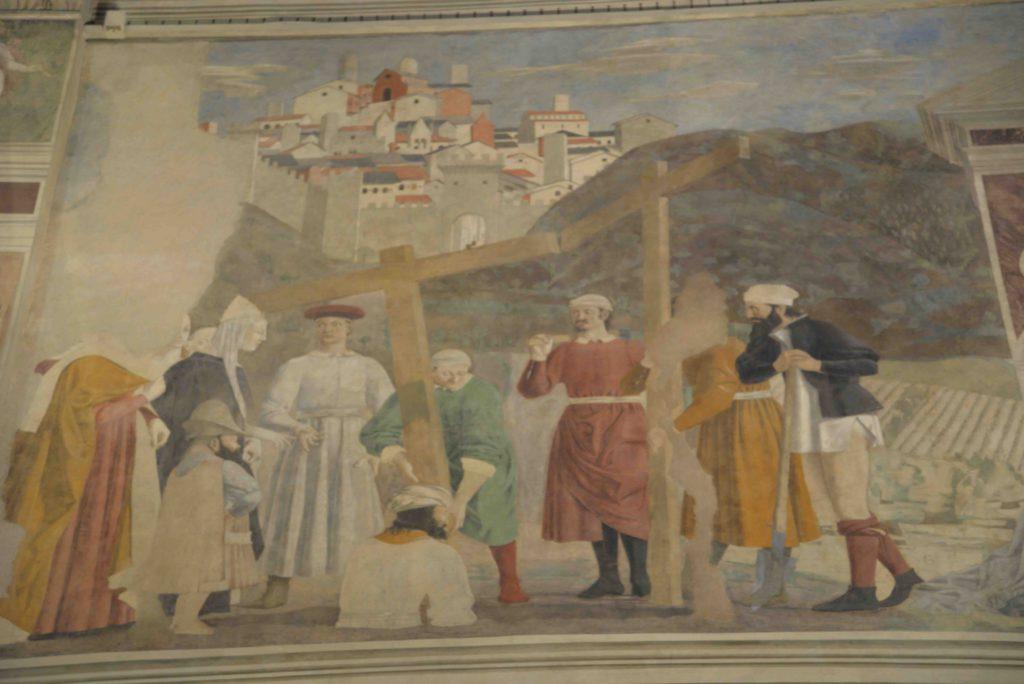 Arezzo Piero della Francesca