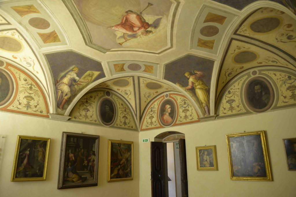 Arezzo Casa Vasari