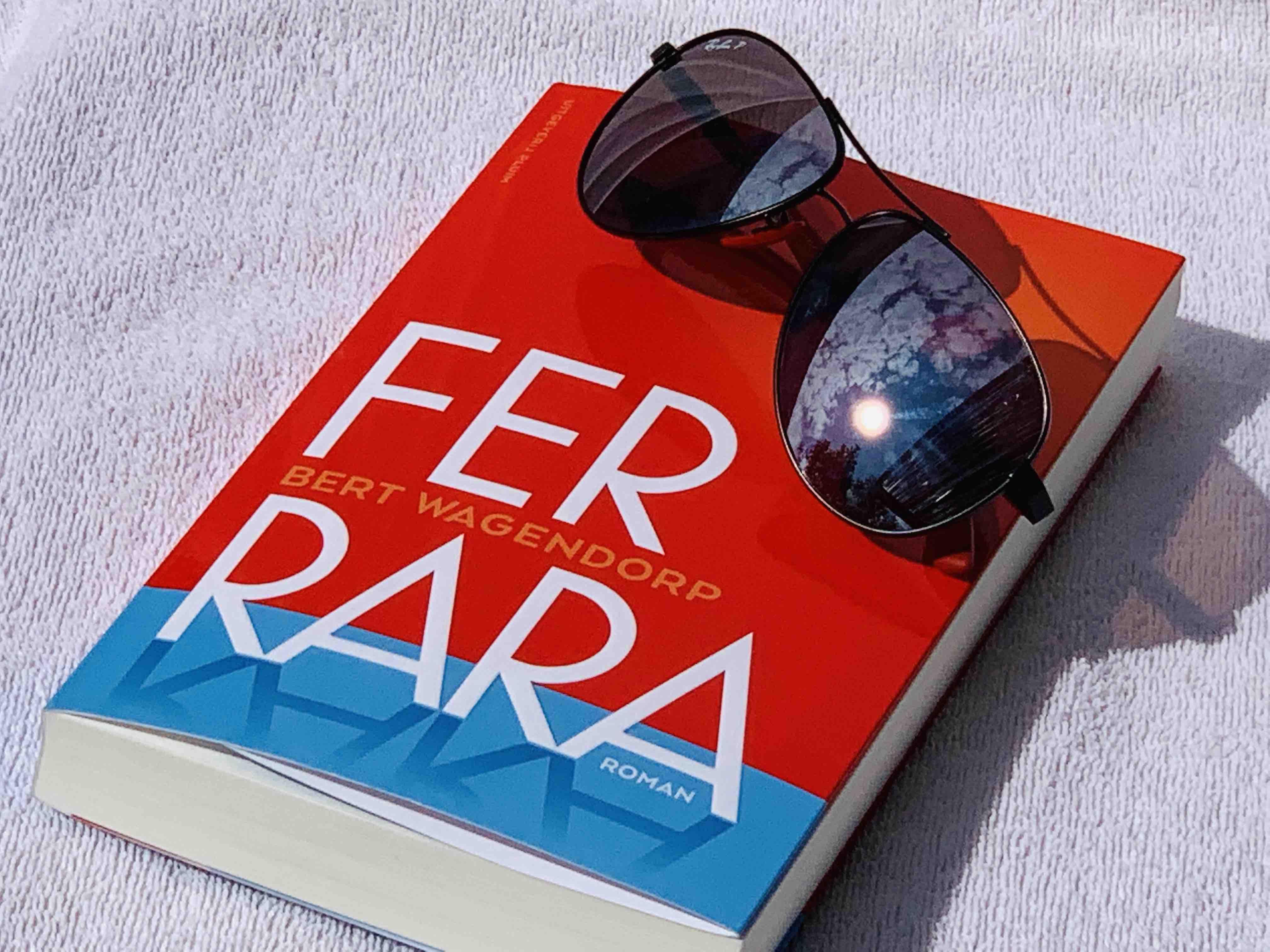 Ferrara boek