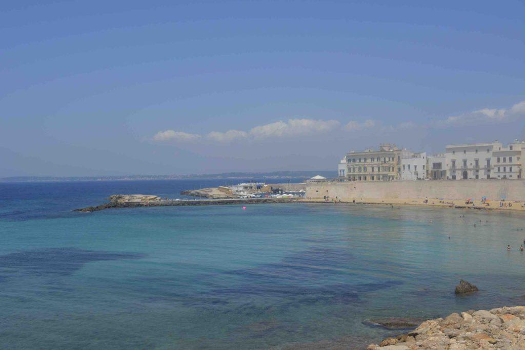 Salento Ionische kust Gallipoli