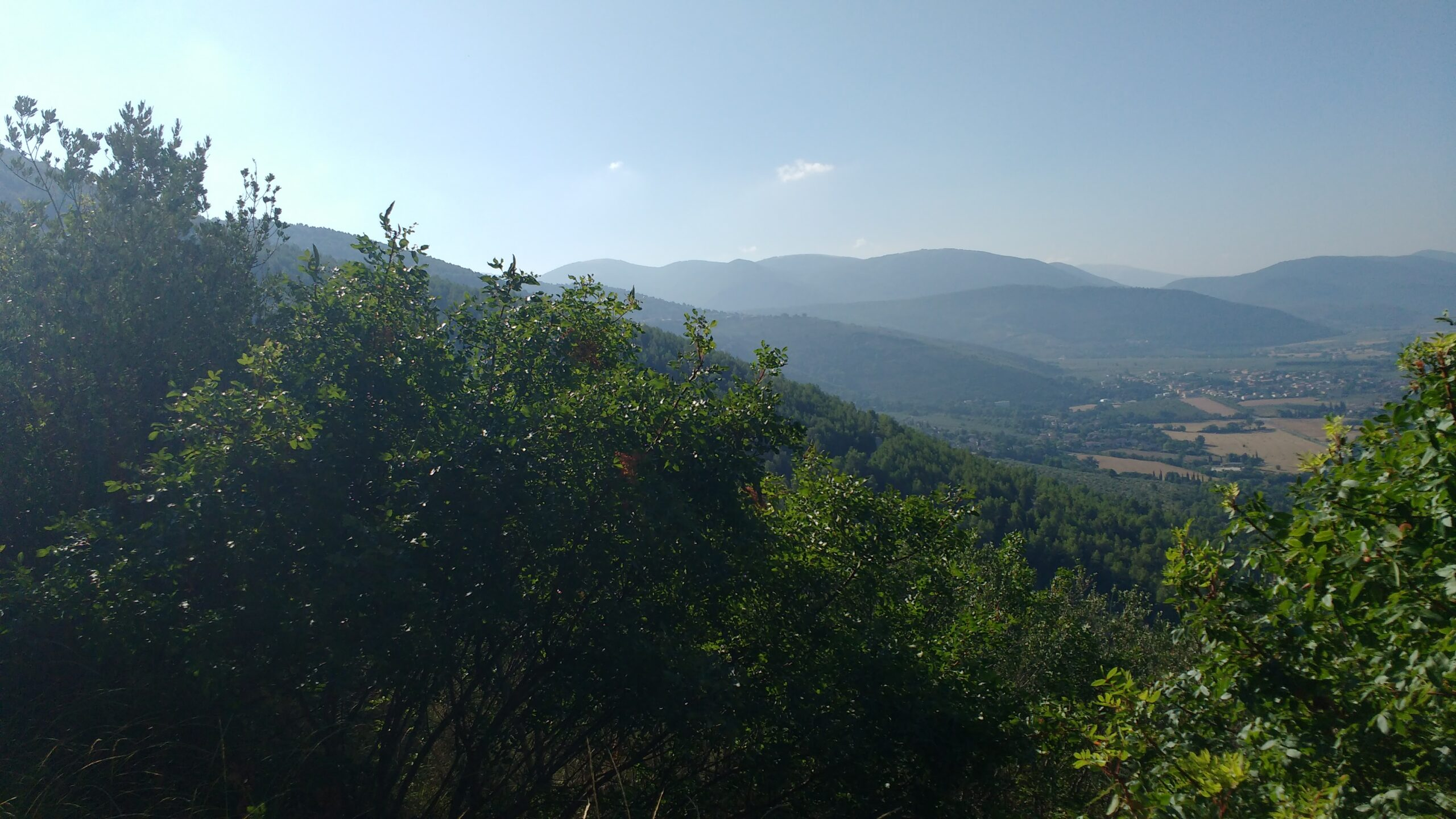 Via di Francesco - Umbrië