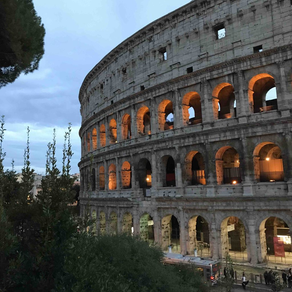 Rome - Easy Budget Colosseo