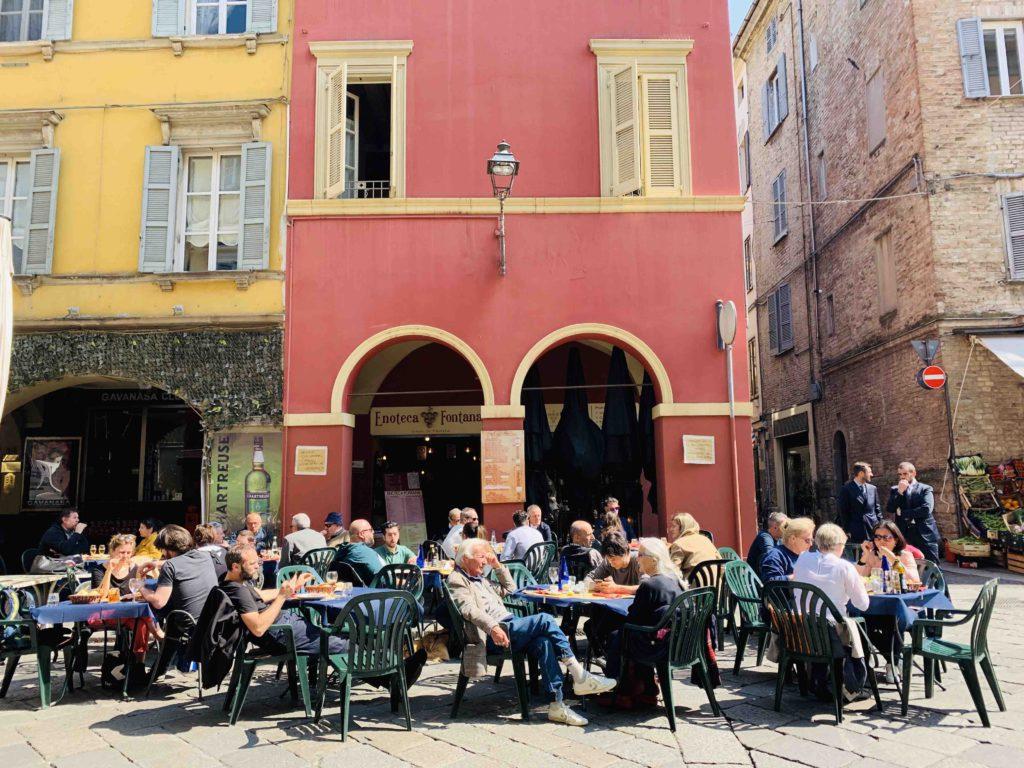 Parma - Via Fantini