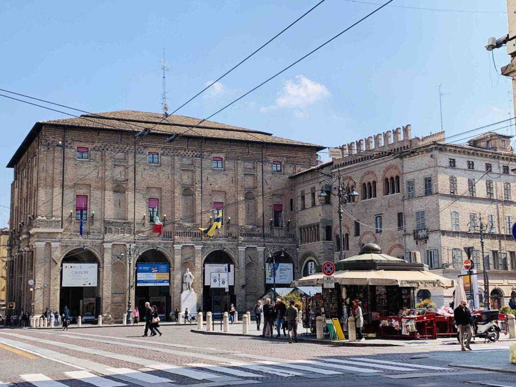 Parma - Palazzo dei Mercanti
