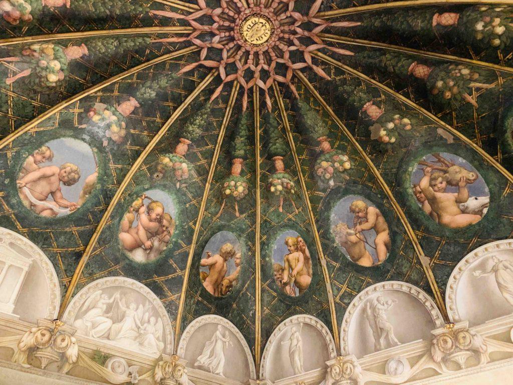 Parma -Camera della Badessa
