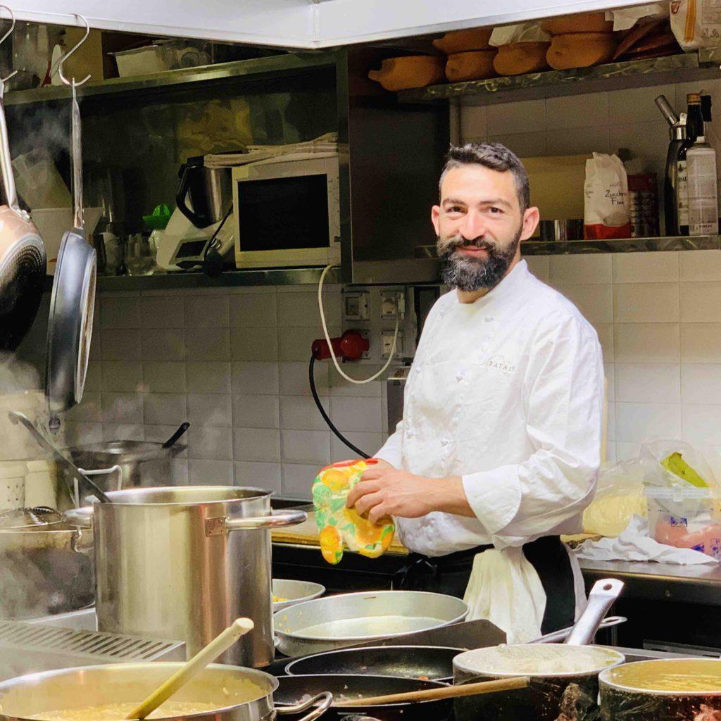 Parma - Osteria dei Servi