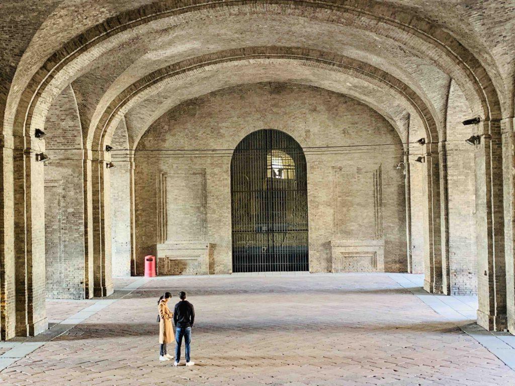 Parma - Palazzo delle Pilotta
