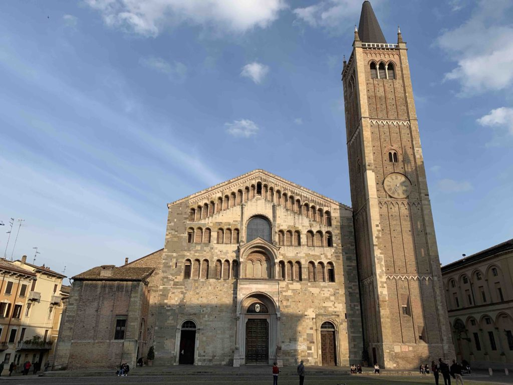 Parma- Duomo