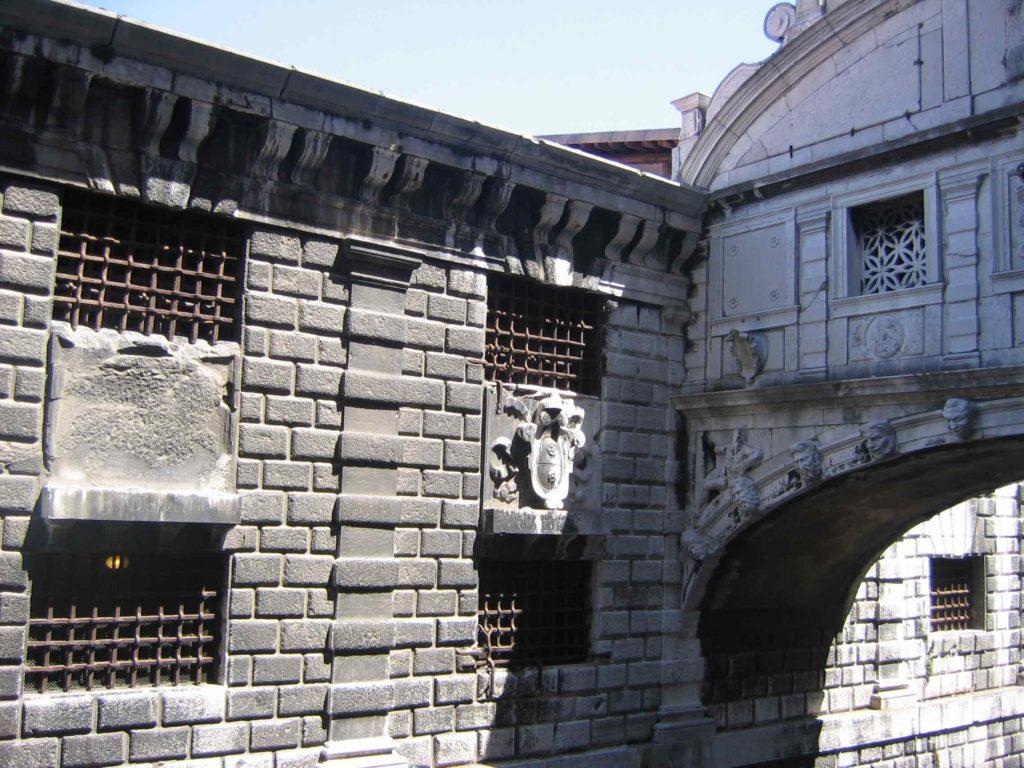 Venetië - brug der zuchten