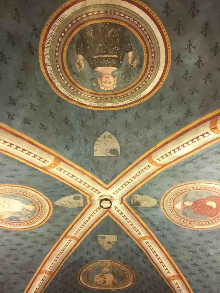 Asciano Palazzo Corboli