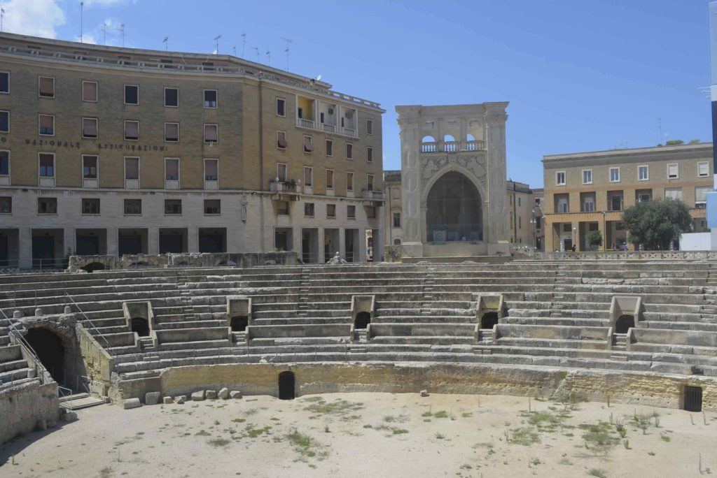 Lecce Amfitheater