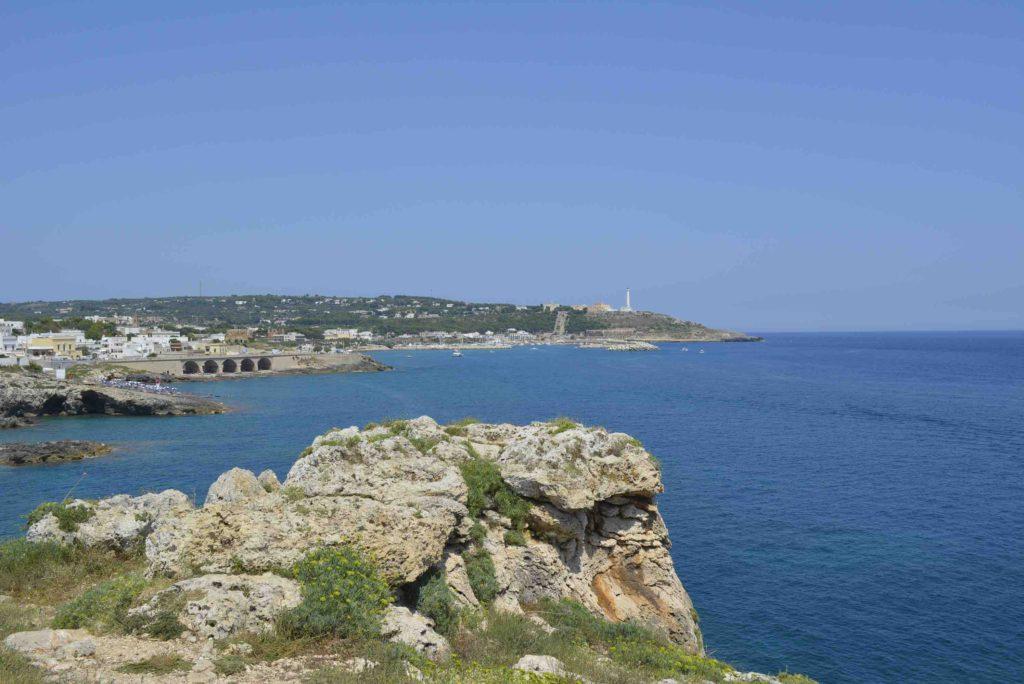 Salento Ionische kust Leuca