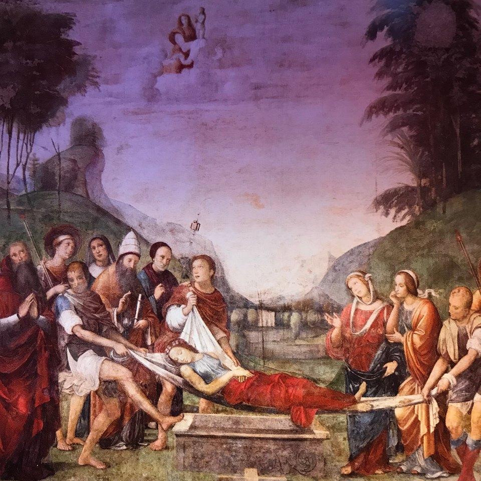 Oratorio Santa Cecilia - Bologna