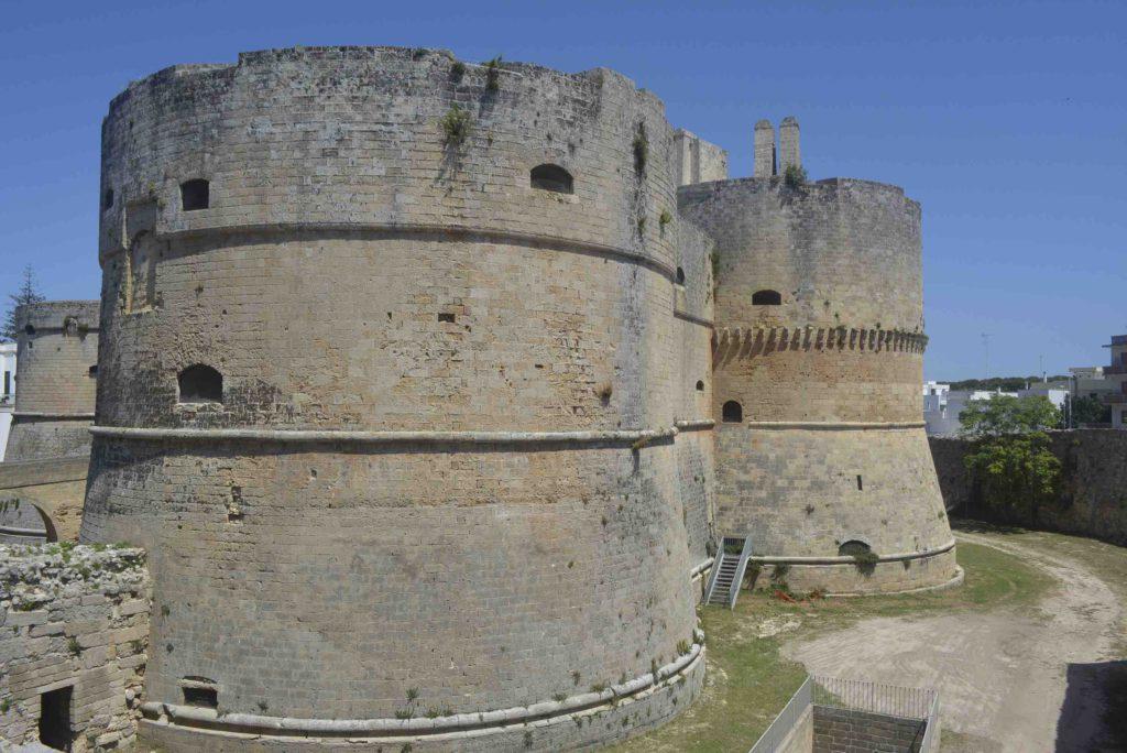 Salento Adriatische kust Otranto