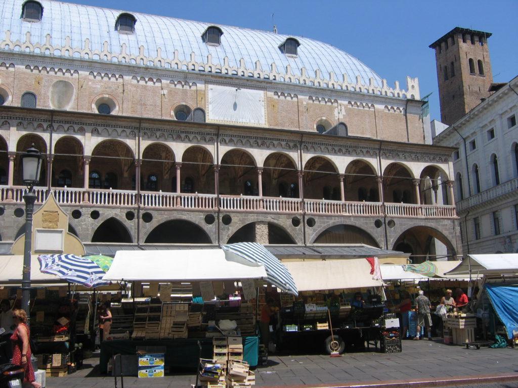 Padua - Piazza delle Erbe