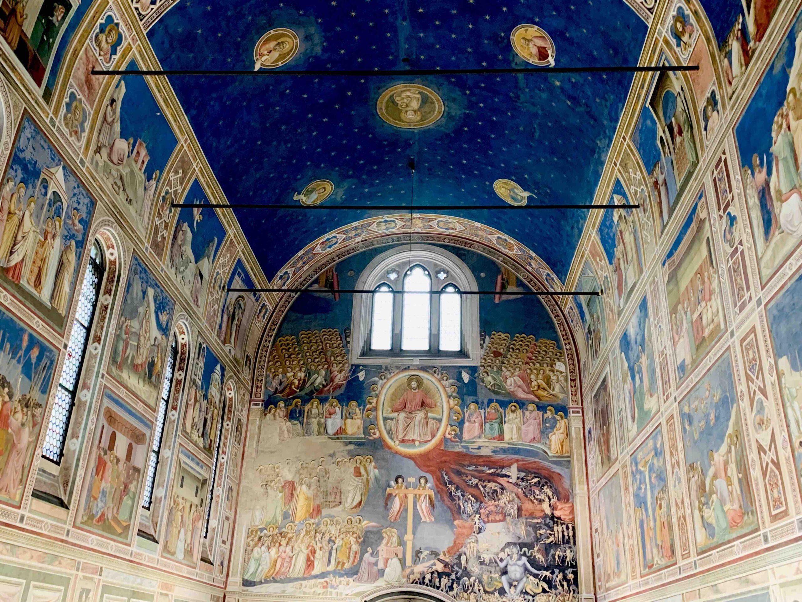 Padua Cappella degli Scrovegni