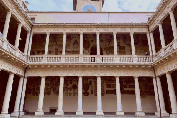 Palazzo del Bo in Padua
