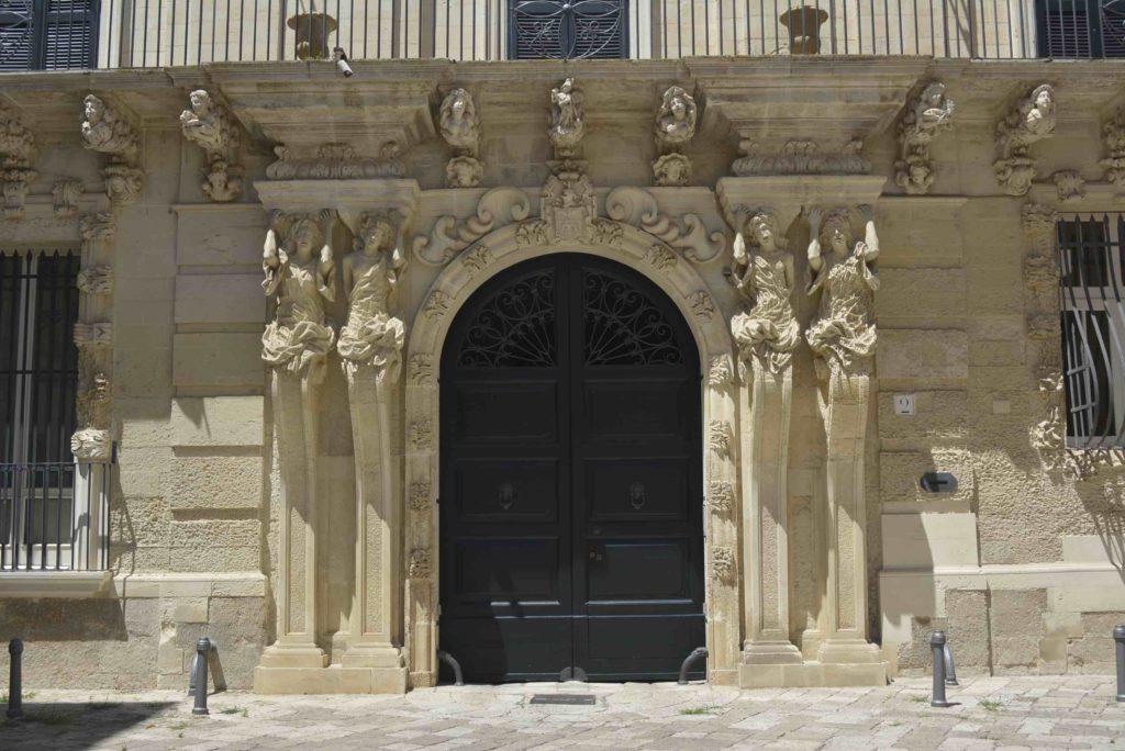 Lecce Palazzo Marese